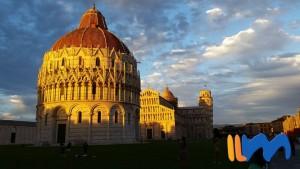 Miracle squares in Pisa