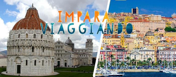 Summer school study abroad between Tuscany and Sardinia