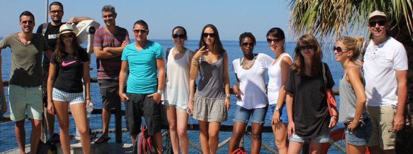 freetime tour Cinque Terre