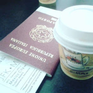 Entering Italy with a study visa