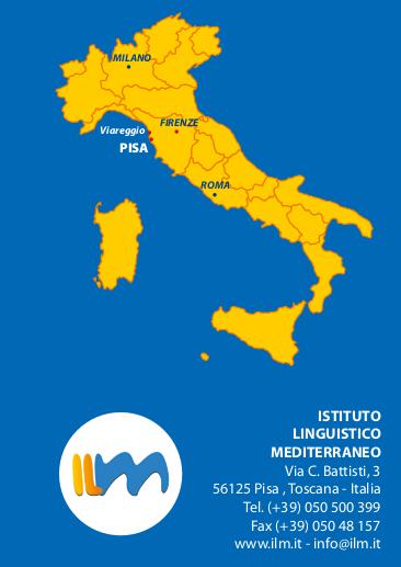 ピサはイタリアでどこですか