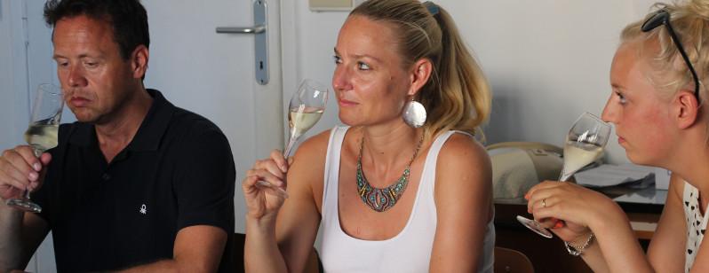 ワインと芸術コース