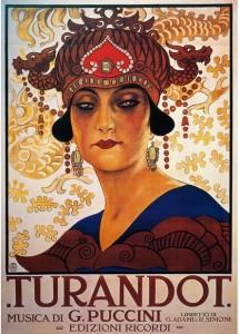 Giacomo Puccini Turandot