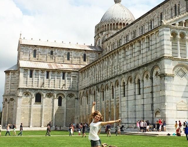Piazza dei Miracoli Duomo