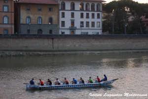 giugno pisano regata storica barca santa maria