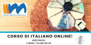 Scopri i nostri corsi di italiano online