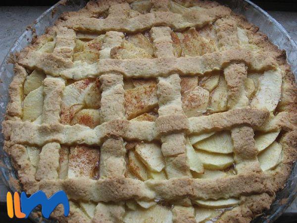 Una ricetta italiana: come fare la crostata di mele della nonna