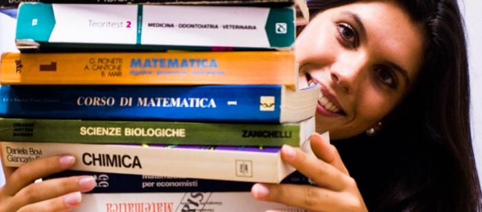 preparazione per l'esame di accesso alle facoltà universitarie italiane