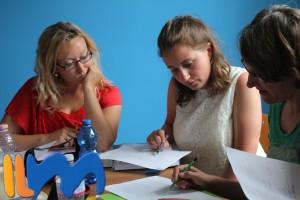étudier ensemble avec passion