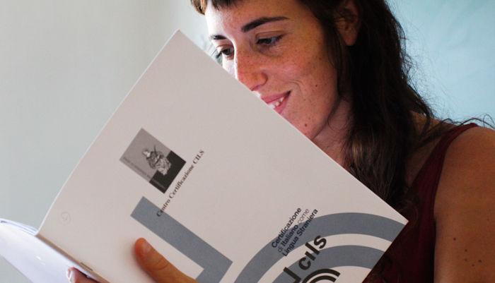 Certification de l'italien comme langue étrangère