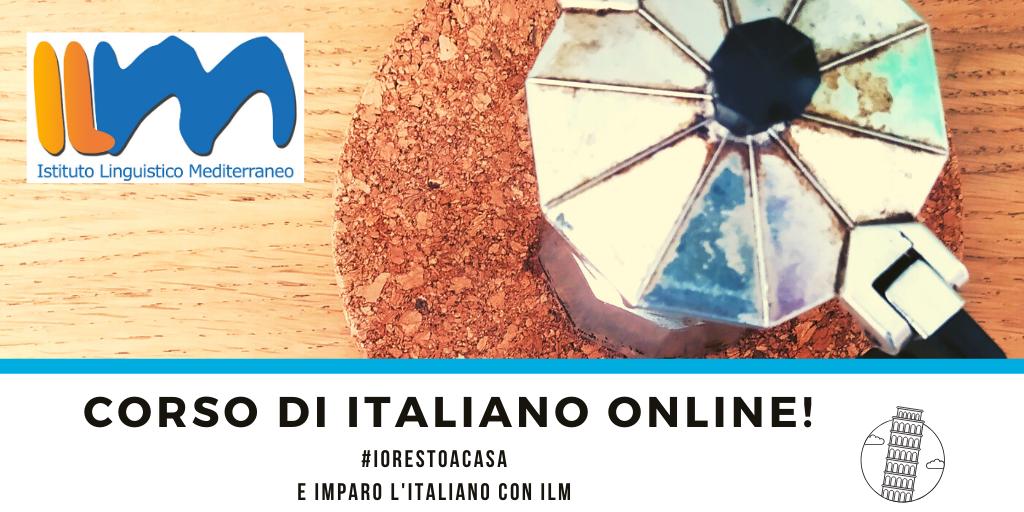 Cours d'Italien en ligne!