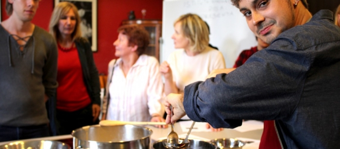 Italienische Kochkurse und dabei die Sprachkenntnisse verbessern