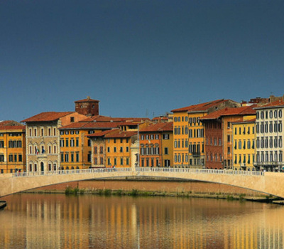 Lungarnos von Pisa