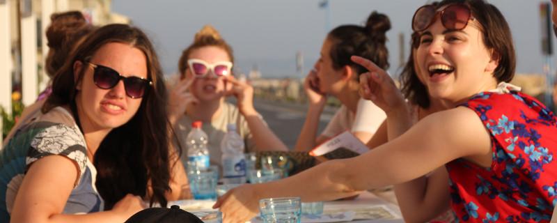 summer school viareggio