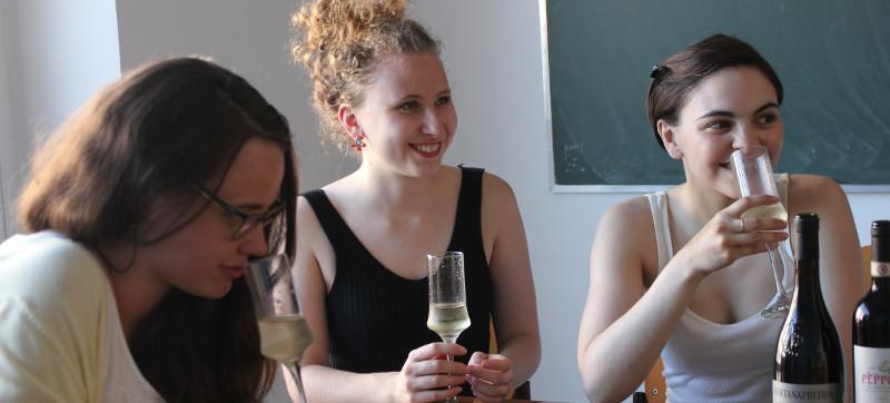 italian wine tasting Chianti